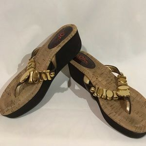 Michael Kors Brown Sandals for Women
